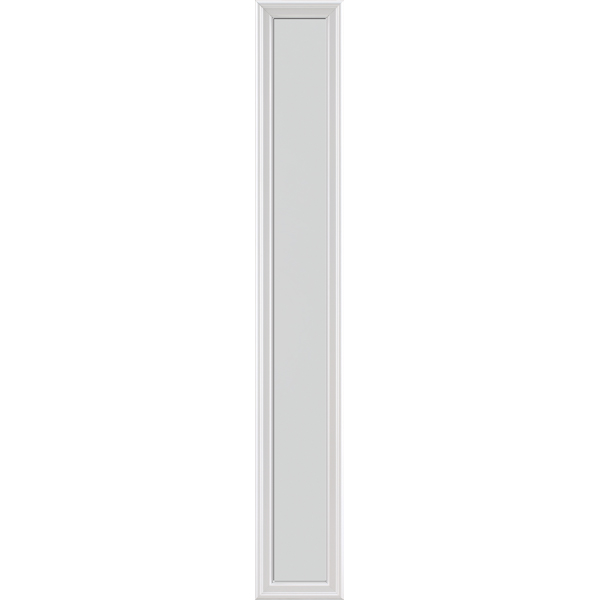 "Image for ODL Impact Resistant Perspectives Low-E Door Glass - Blanca - 9"" x 66"" Frame Kit from Zabitat"