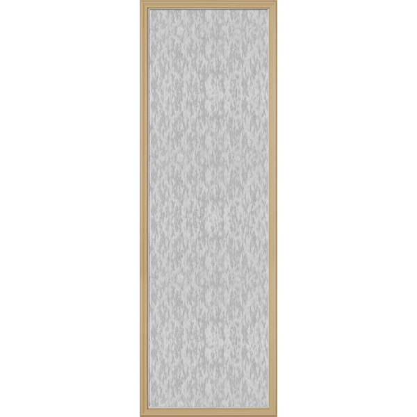 "Image for ODL Perspectives Low-E Door Glass - Textured Streamed - 22"" x 66"" Frame Kit from Zabitat"