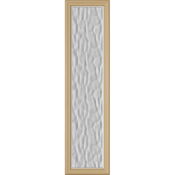 "Image for ODL Perspectives Low-E Door Glass - Textured Vapor - 10"" x 38"" Frame Kit from Zabitat"