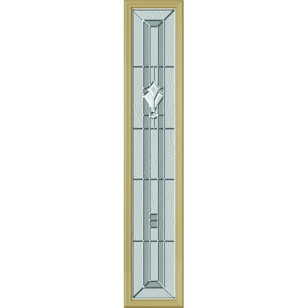 "ODL Radiant Hues Door Glass - 10"" x 50"" Frame Kit"