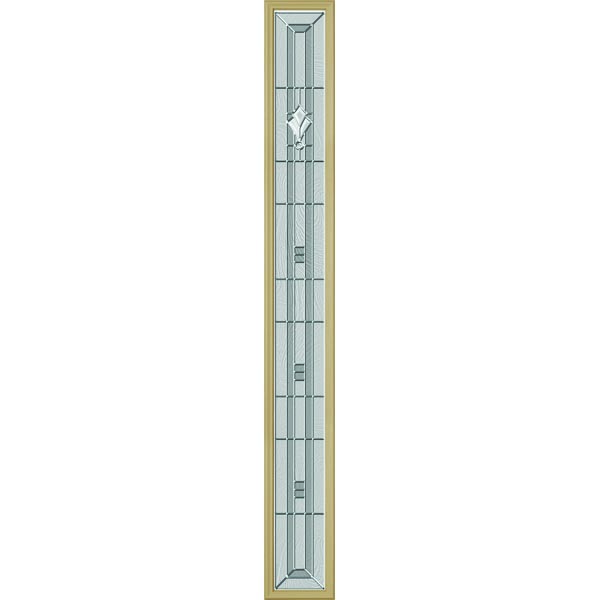 "ODL Radiant Hues Door Glass - 10"" x 82"" Frame Kit"
