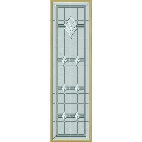 "ODL Radiant Hues Door Glass - 24"" x 82"" Frame Kit"