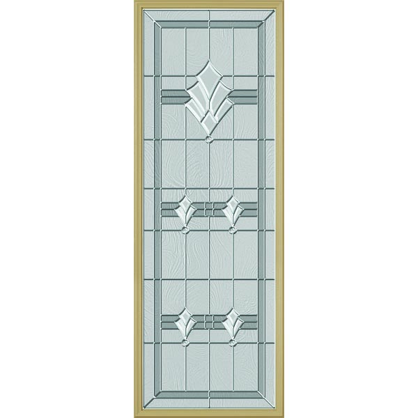"ODL Radiant Hues Door Glass - 24"" x 66"" Frame Kit"