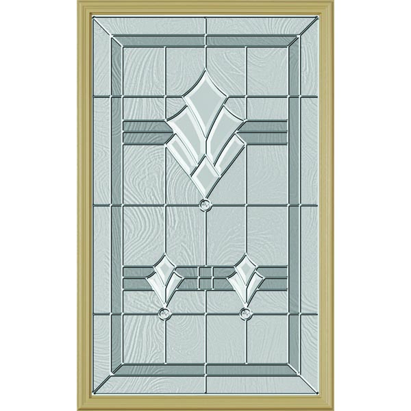 "ODL Radiant Hues Door Glass - 24"" x 38"" Frame Kit"