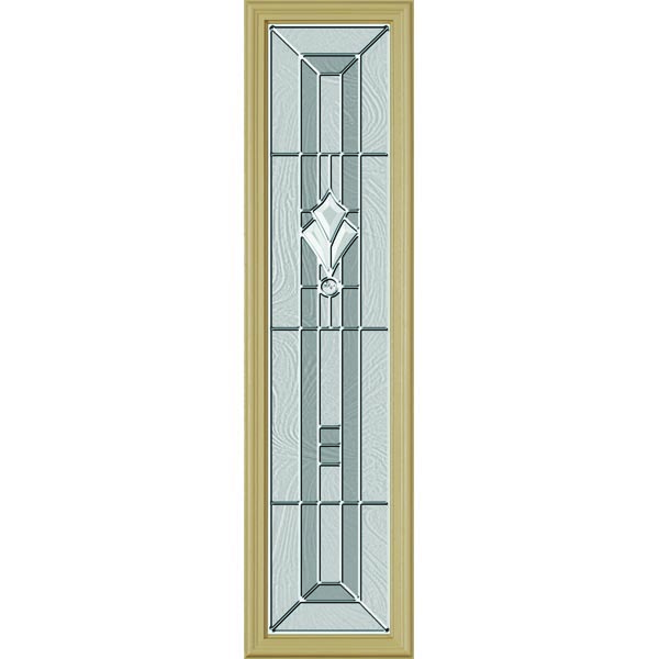 "ODL Radiant Hues Door Glass - 10"" x 38"" Frame Kit"