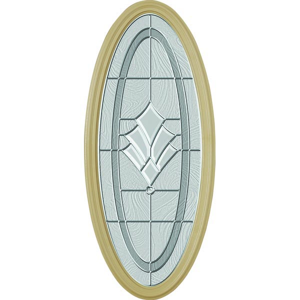 "ODL Radiant Hues Door Glass - 17.514"" x 41.389"" Frame Kit"