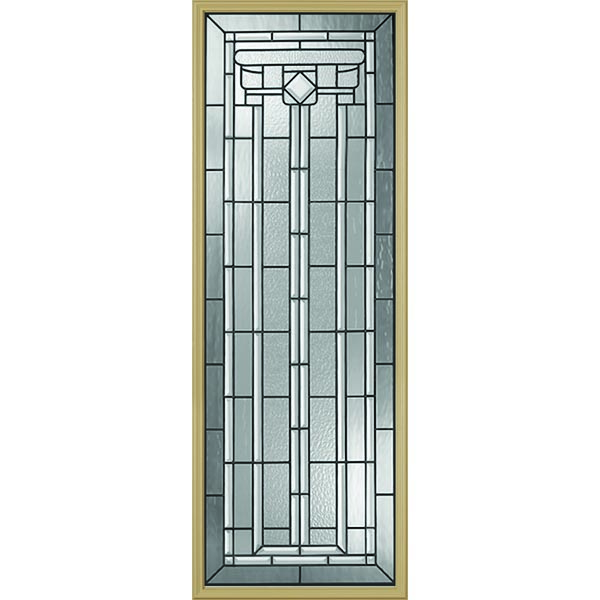"Western Reflections Regency Door Glass - 24"" x 66"" Frame Kit"