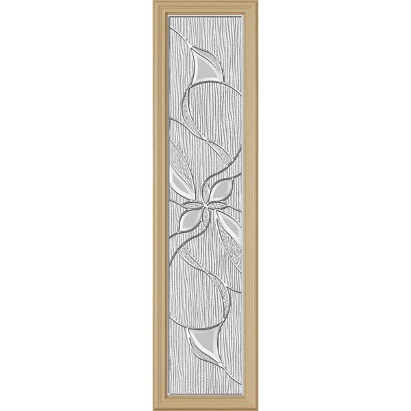 "ODL Renewed Impressions Door Glass - 10"" x 38"" Frame Kit"