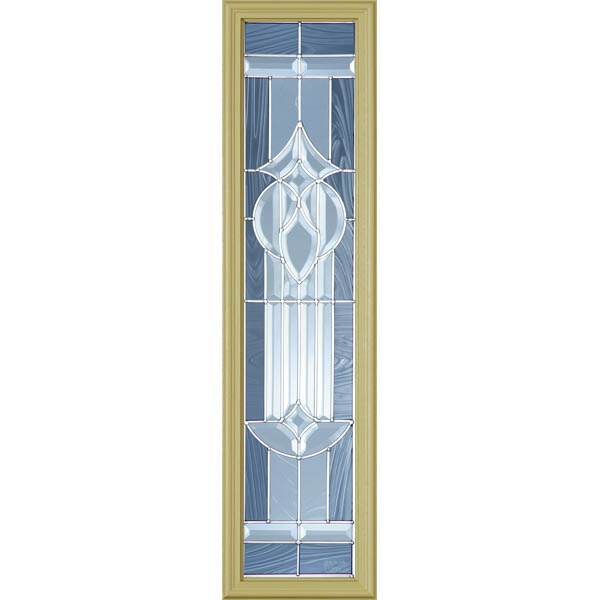 "Western Reflections Royal Fountain Door Glass - 10"" x 38"" Frame Kit"