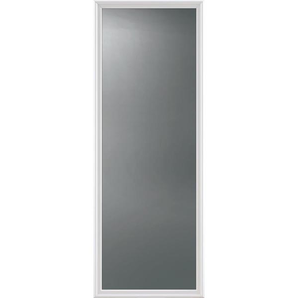 "ODL Impact Resistant Clear Solar Gray Door Glass - 24"" x 66"" Frame Kit"