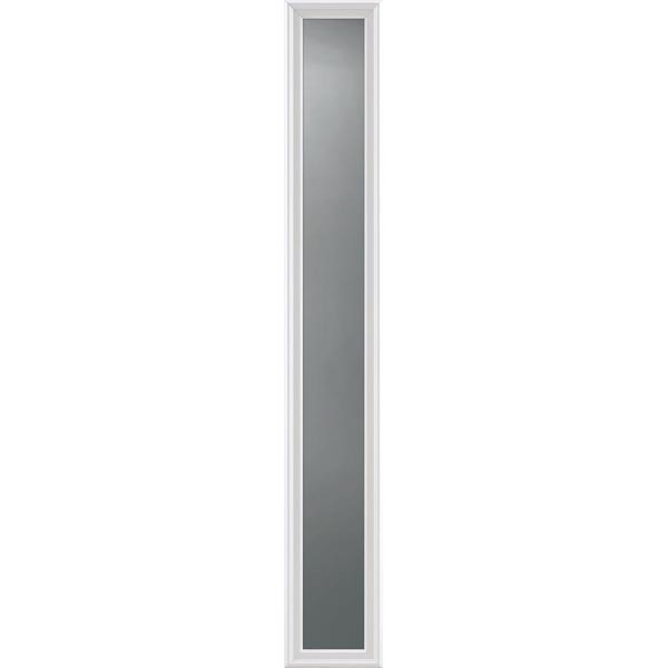 "ODL Impact Resistant Clear Solar Gray Door Glass - 9"" x 66"" Frame Kit"