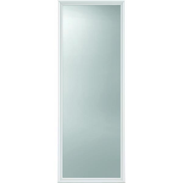 "ODL Impact Resistant Clear Low-E Door Glass - 24"" x 66"" Frame Kit"