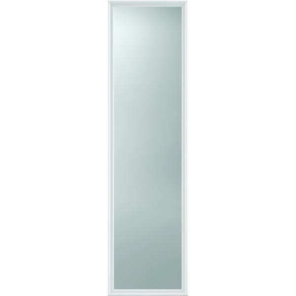 "ODL Impact Resistant Clear Low-E Door Glass - 22"" x 82"" Frame Kit"