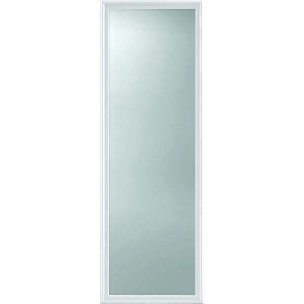 "ODL Impact Resistant Clear Low-E Door Glass - 22"" x 66"" Frame Kit"