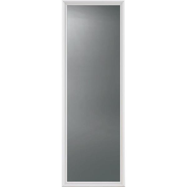 "ODL Impact Resistant Clear Solar Gray Door Glass - 22"" x 66"" Frame Kit"