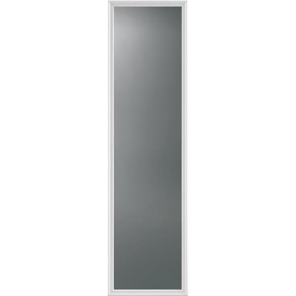 "ODL Impact Resistant Clear Solar Gray Door Glass - 22"" x 82"" Frame Kit"
