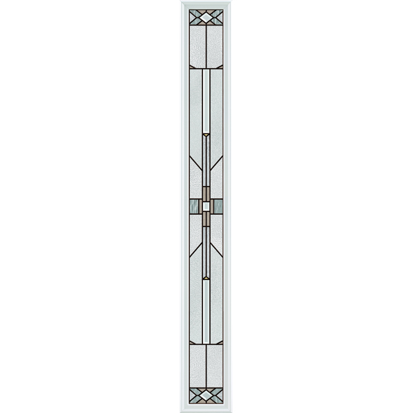 "ODL Impact Resistant Mohave Door Glass - 10"" x 82"" Frame Kit"