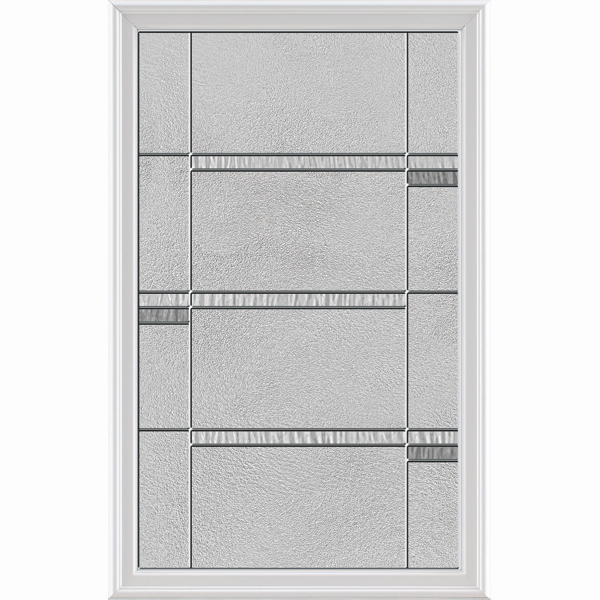 "ODL Impact Resistant Door Glass - Crosswalk - 24"" x 38"" Frame Kit"