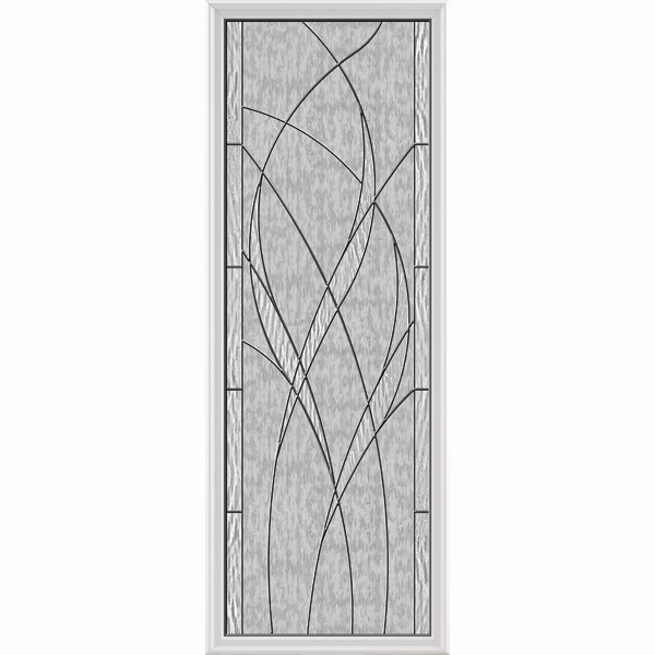 "ODL Impact Resistant Door Glass - Waterside - 24"" x 66"" Frame Kit"
