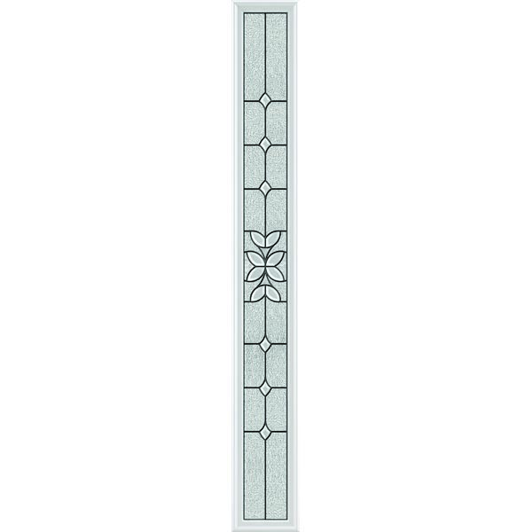 "ODL Impact Resistant Cadence Door Glass - 10"" x 82"" Frame Kit"