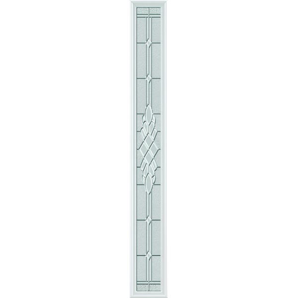 "ODL Impact Resistant Grace Door Glass - 10"" x 82"" Frame Kit"