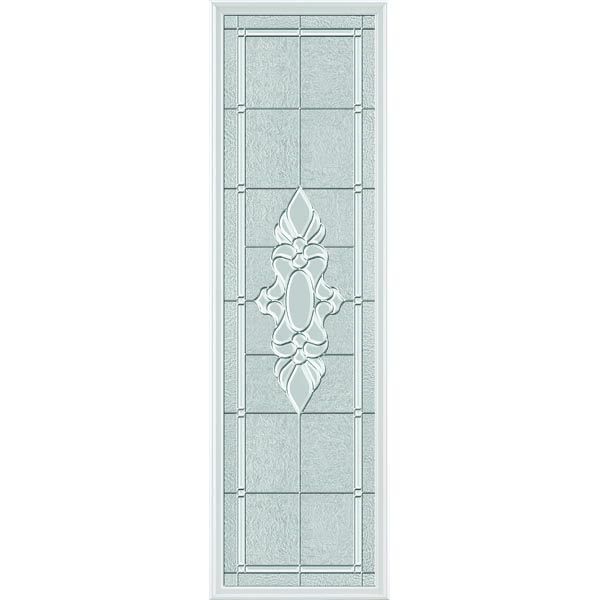 "ODL Impact Resistant Heirlooms Door Glass - 24"" x 82"" Frame Kit"