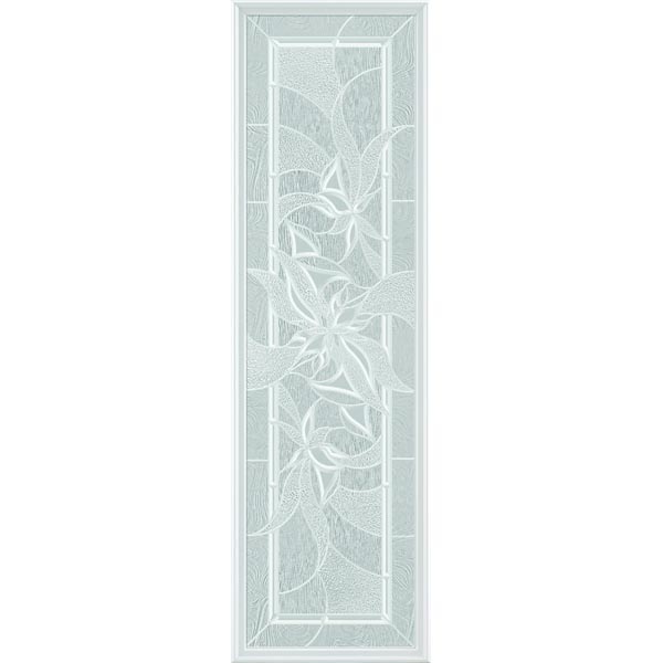 "ODL Impact Resistant Impressions Door Glass - 24"" x 82"" Frame Kit"