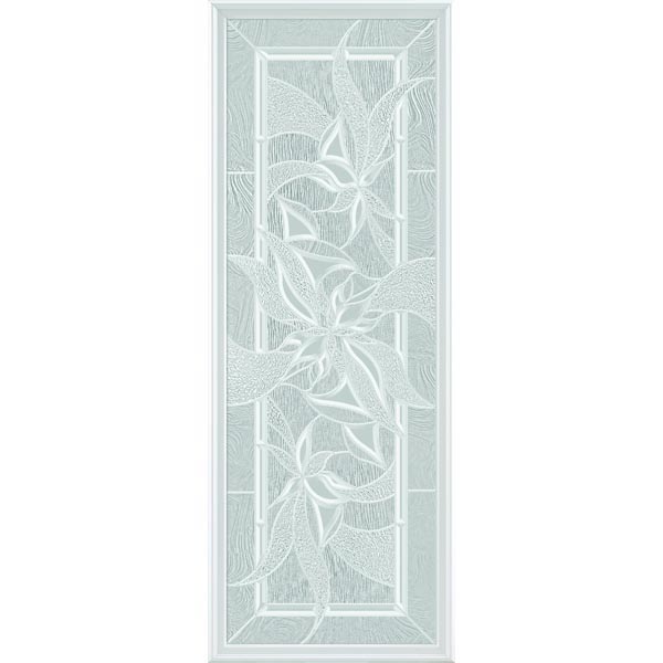 "ODL Impact Resistant Impressions Door Glass - 24"" x 66"" Frame Kit"