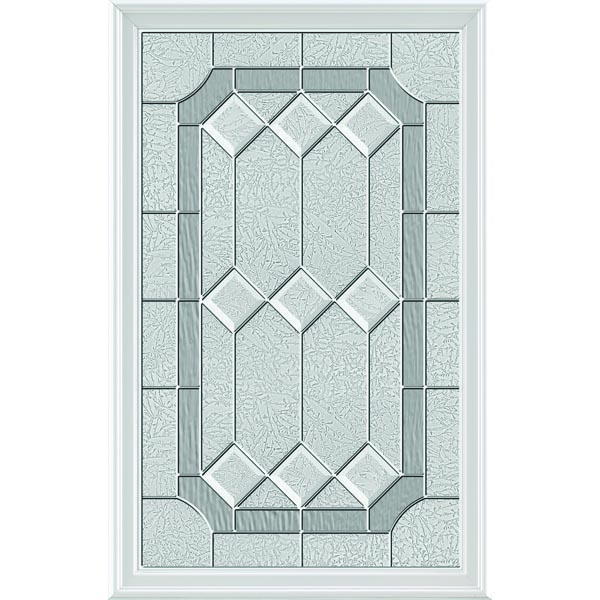 "ODL Impact Resistant Majestic Elegance Door Glass - 24"" x 38"" Frame Kit"