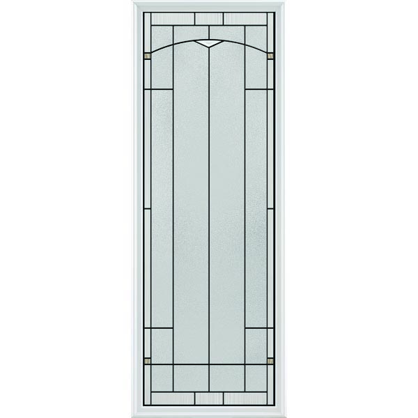 "ODL Impact Resistant Topaz Door Glass - 24"" x 66"" Frame Kit"
