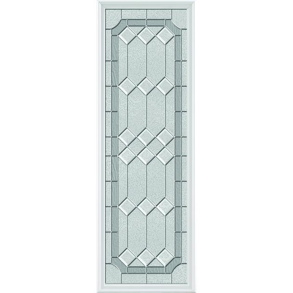"ODL Impact Resistant Majestic Elegance Door Glass - 22"" x 66"" Frame Kit"