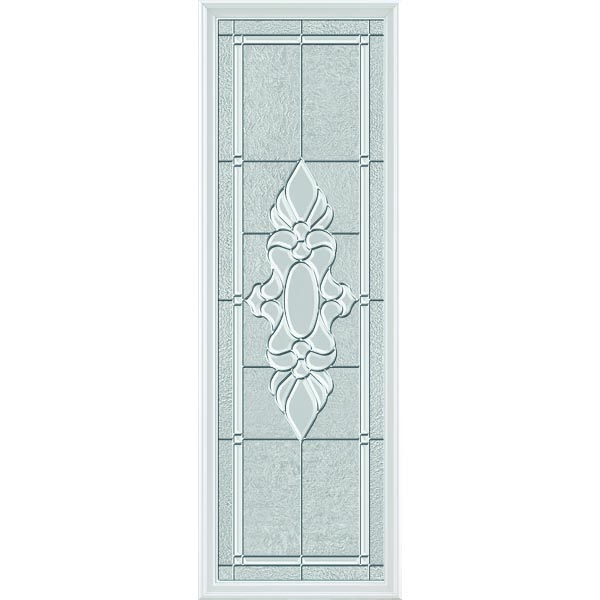 "ODL Impact Resistant Heirlooms Door Glass - 22"" x 66"" Frame Kit"