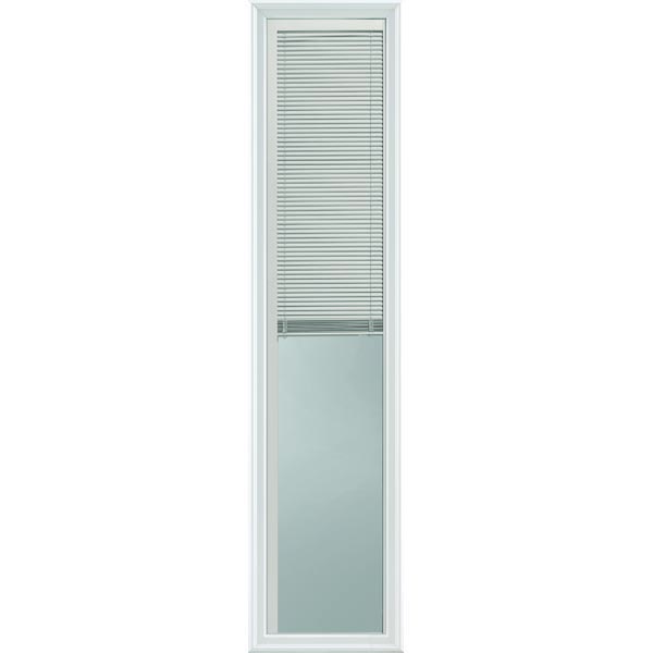 "ODL Impact Resistant Blinds Between Glass - 16"" x 66"" Frame Kit"