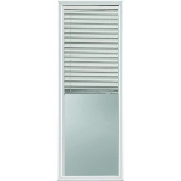 "ODL Impact Resistant Blinds Between Glass - 24"" x 66"" Frame Kit"