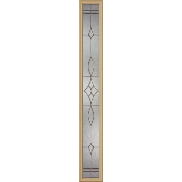 "Image for Western Reflections Stratford Door Glass - 9"" x 66"" Frame Kit from Zabitat"