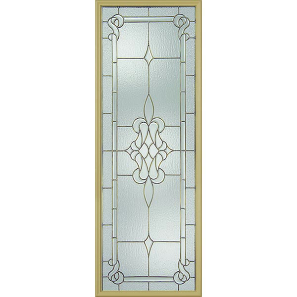 "Image for Western Reflections Stratford Door Glass - 24"" x 66"" Frame Kit from Zabitat"