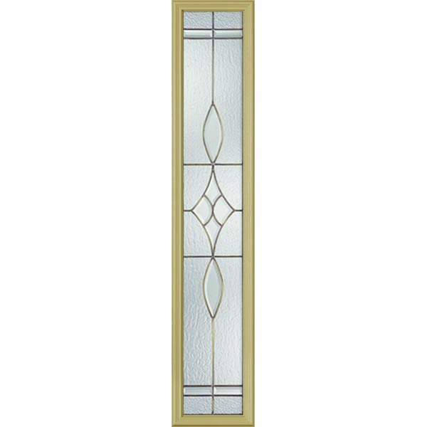 "Image for Western Reflections Stratford Door Glass - 10"" x 50"" Frame Kit from Zabitat"