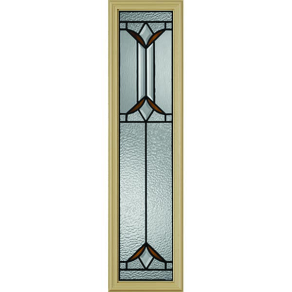 "Western Reflections Sylvan Park Door Glass - 10"" x 38"" Frame Kit"