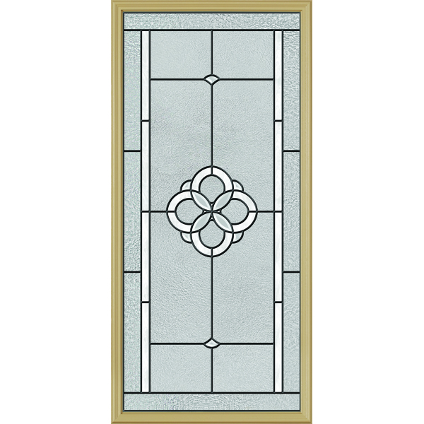 "ODL Tierna Door Glass - 24"" x 50"" Frame Kit"