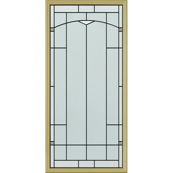 "ODL Topaz Door Glass - 24"" x 50"" Frame Kit"