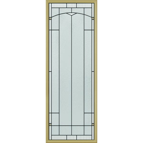 "ODL Topaz Door Glass - 24"" x 66"" Frame Kit"