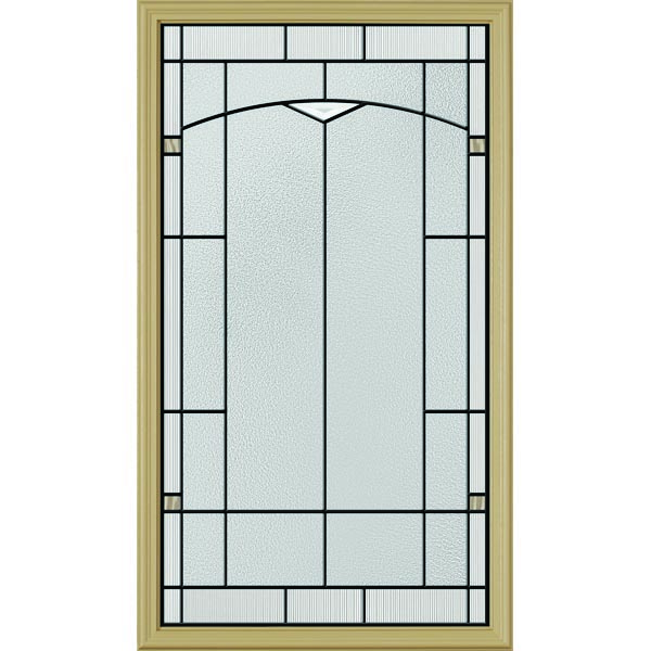 "ODL Topaz Door Glass - 22"" x 38"" Frame Kit"