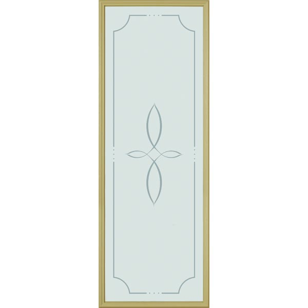 "ODL Trace Door Glass - 24"" x 66"" Frame Kit"