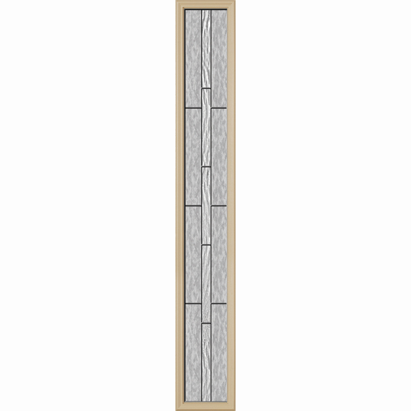 "ODL Destinations Door Glass - Waterside - 10"""" x 66"""" Frame Kit"