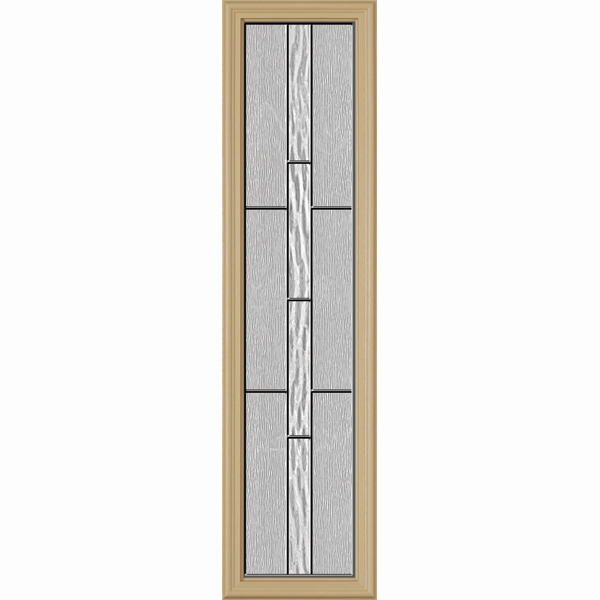 "ODL Destinations Door Glass - Waterside - 10"""" x 38"""" Frame Kit"