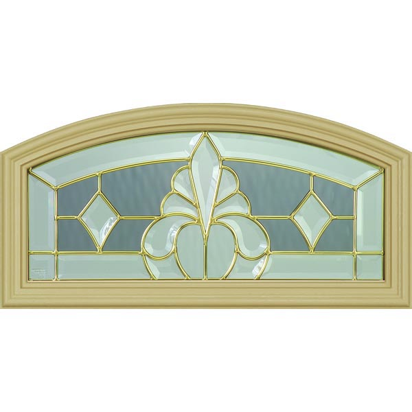 "Western Reflections Windsor Door Glass - 24"" x 12"" Frame Kit"
