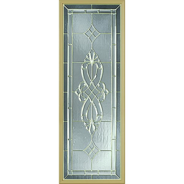 "Western Reflections Windsor Door Glass - 22"" x 66"" Frame Kit"