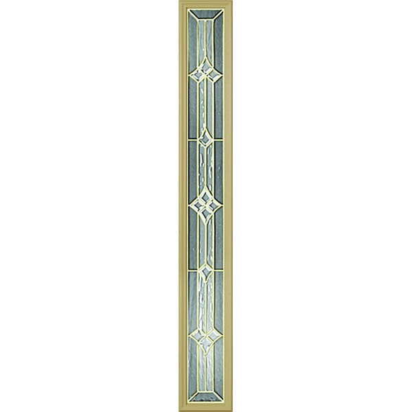 "Western Reflections Windsor Door Glass - 9"" x 66"" Frame Kit"