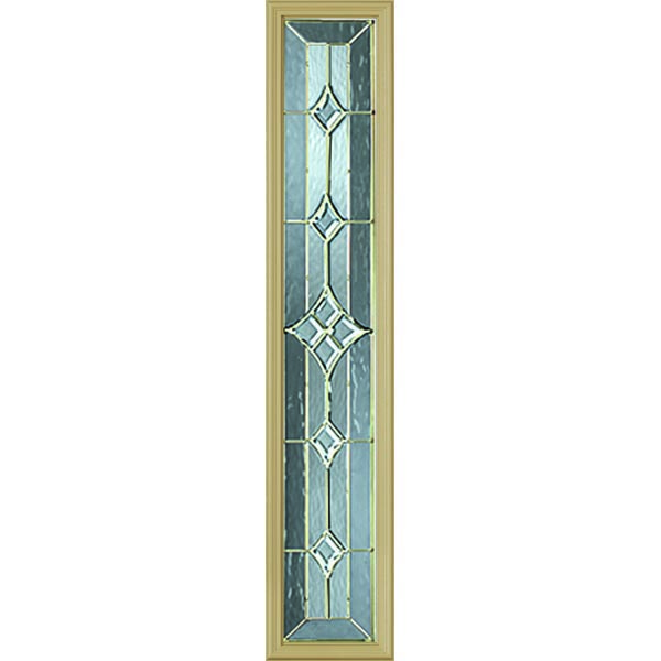 "Western Reflections Windsor Door Glass - 10"" x 50"" Frame Kit"