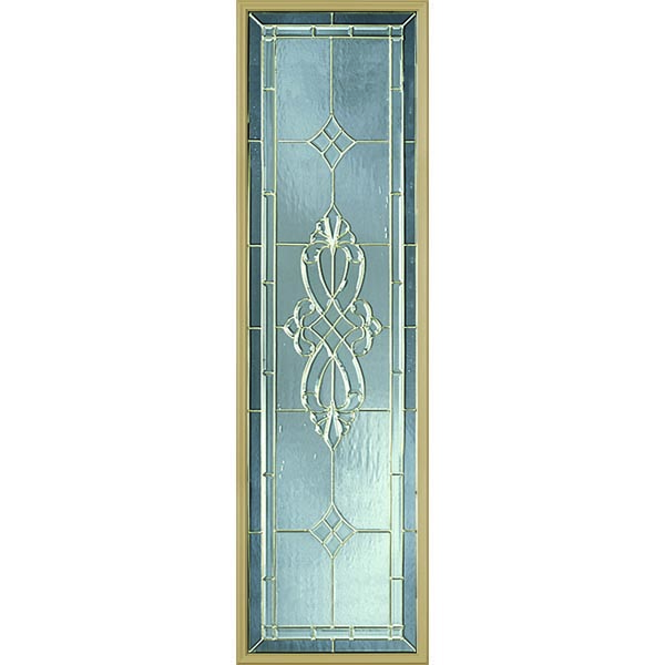 "Western Reflections Windsor Door Glass - 24"" x 82"" Frame Kit"